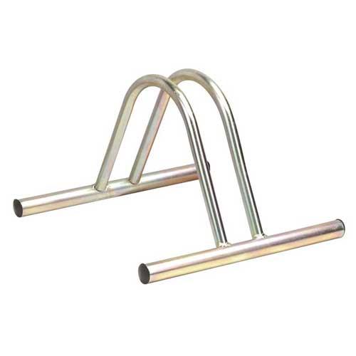 Flooring Tools Bristol: Zinc Plated Floor Bike Racks