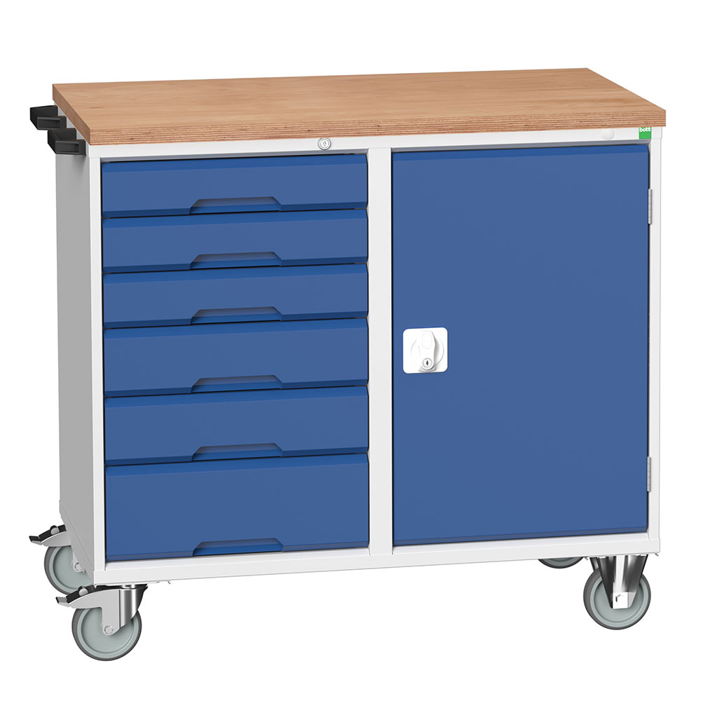 Bott Mobile Cabinets with FREE Delivery and Price Promise
