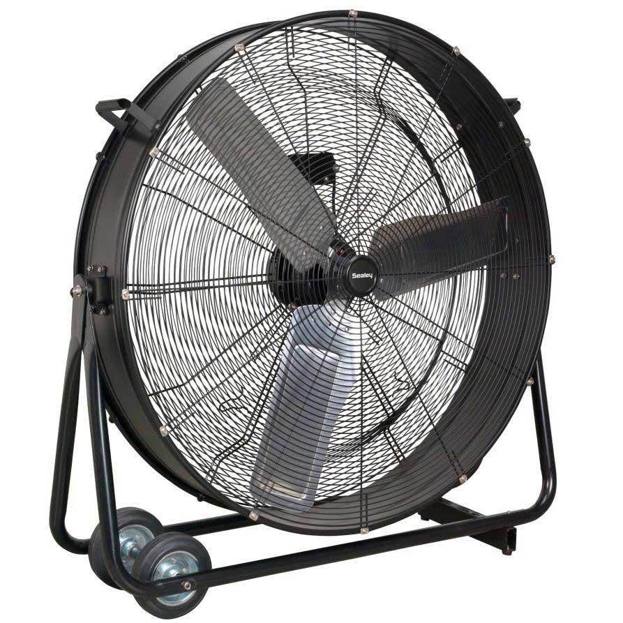 Sealey 36 Industrial High Velocity Drum Fan