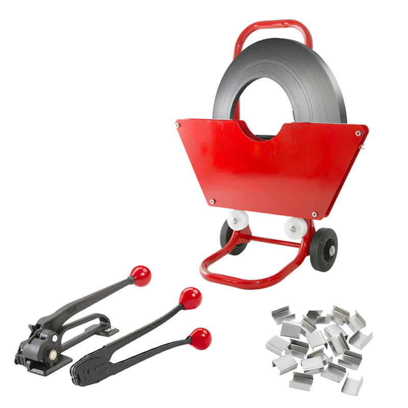 Steel Strapping / Banding Kit