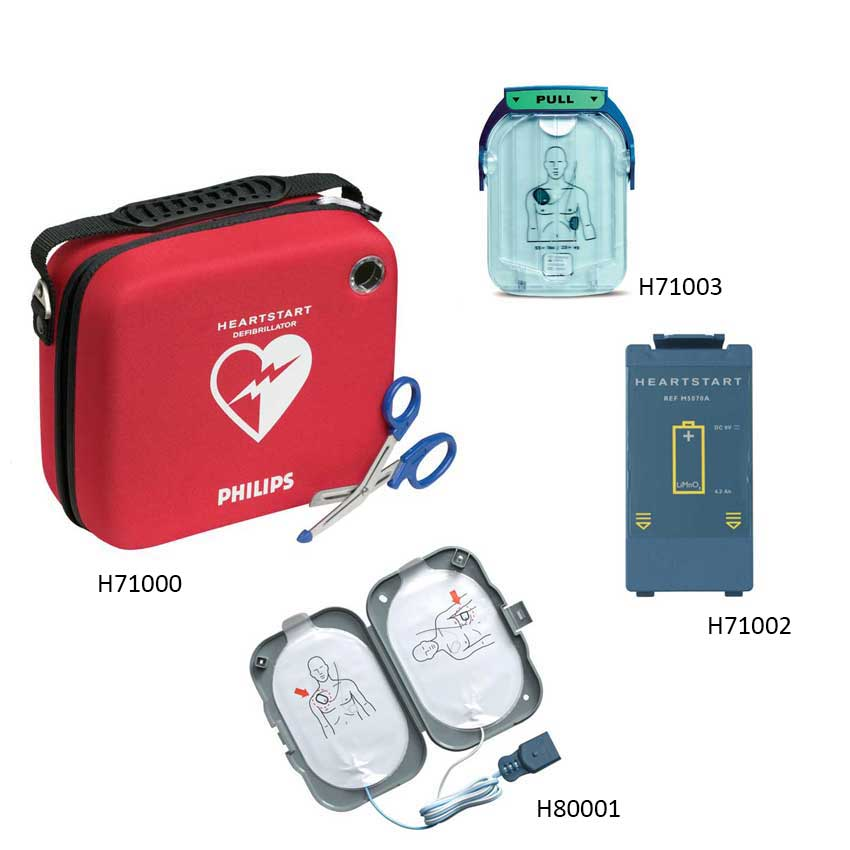 Carry Case For HeartStart FRX Defibrillaor