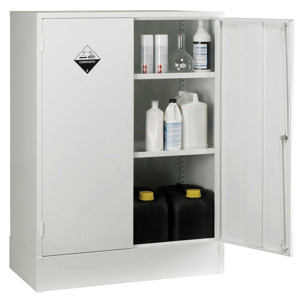 Acid Storage Cabinets Cupboards Ese Direct