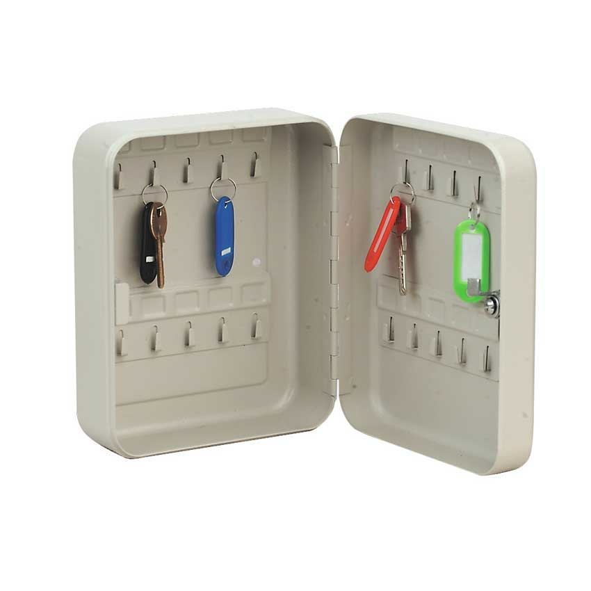 Key Cabinet 45 Key Capacity  Supplied With Key Tags