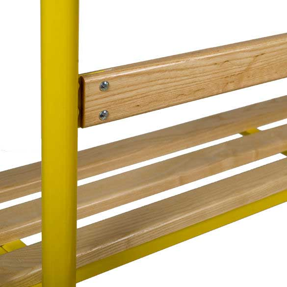 Club Accessories - Ash Backrest for Solo Bench