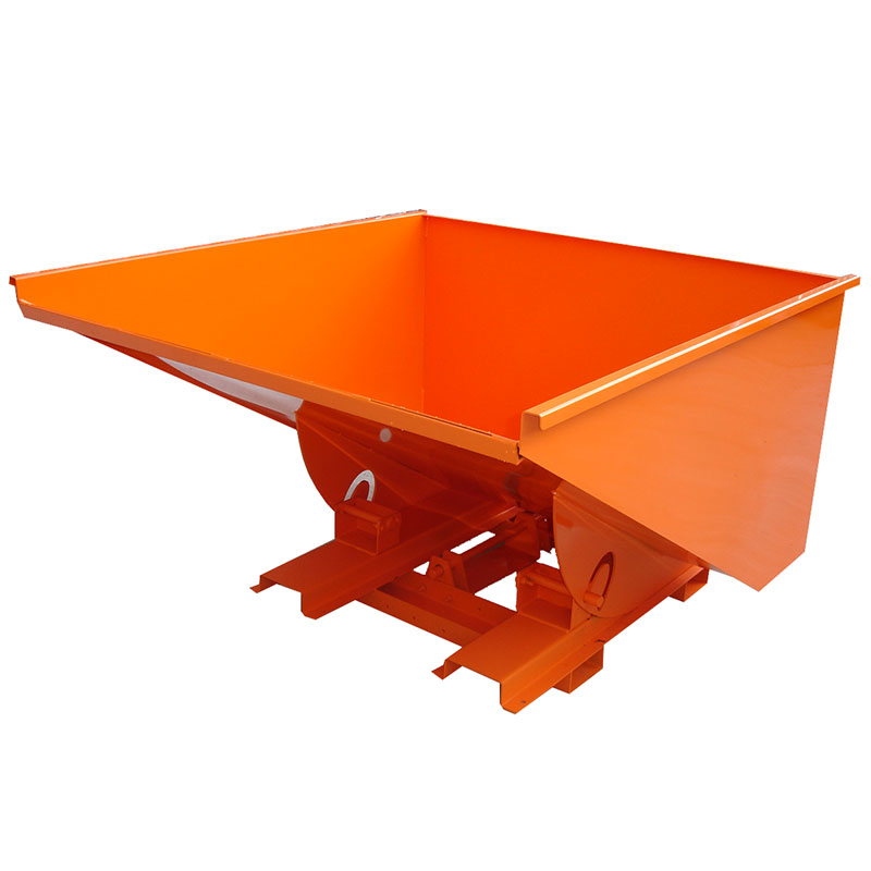 Office Supplies Combi-use Tipping Skip - 700kg capacity
