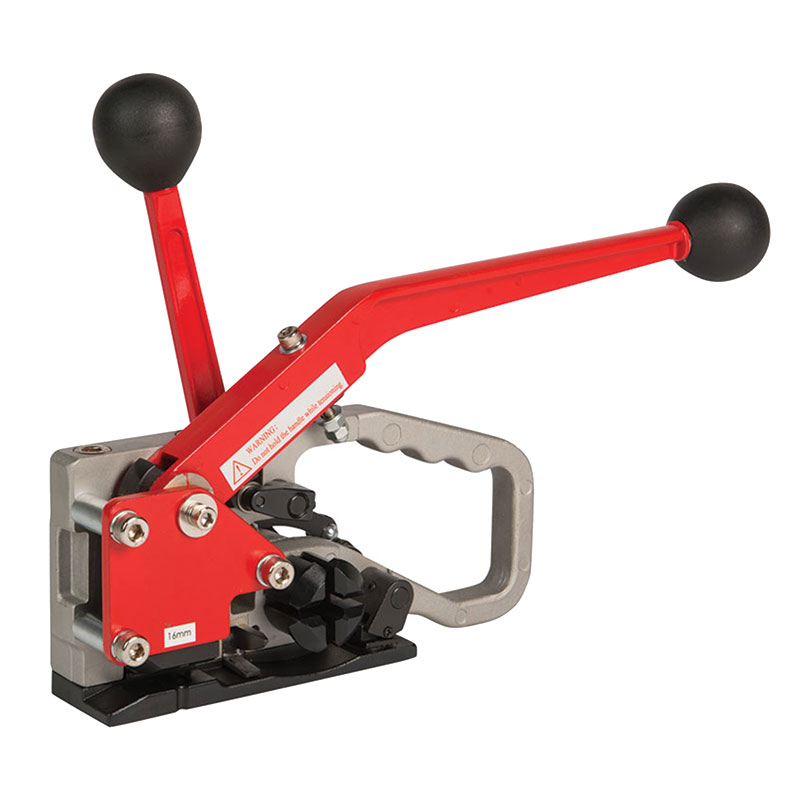 12mm Combination tensioner crimper for PET strapping (CS12-30 seals)