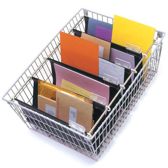 Concertina MailPost Filing Packs for GT1 & MIN post trolleys