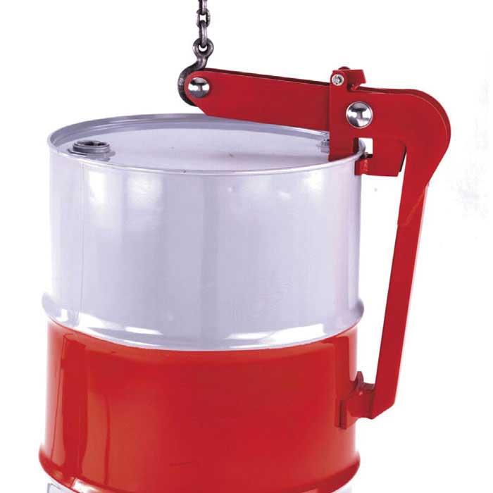 Drum Pincer hoist attachment