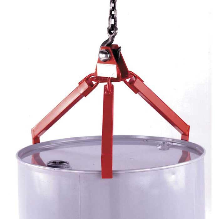 Drum Tongs hoist attachment