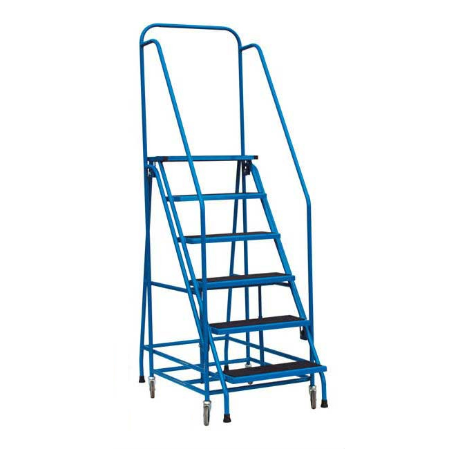 Easy Action Safety Steps 685mm wide 5 treads 1140 high