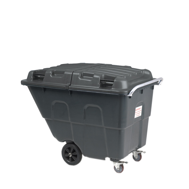 Easy Tilt Truck - 450 Litre Capacity with lid