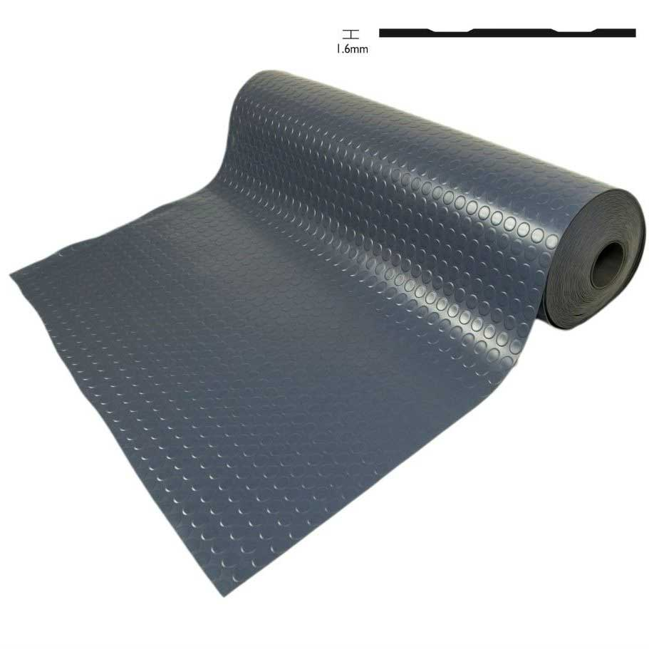 Eco Coin Recycled Vinyl Flooring 1.6mm x 1500mm  25 metre roll