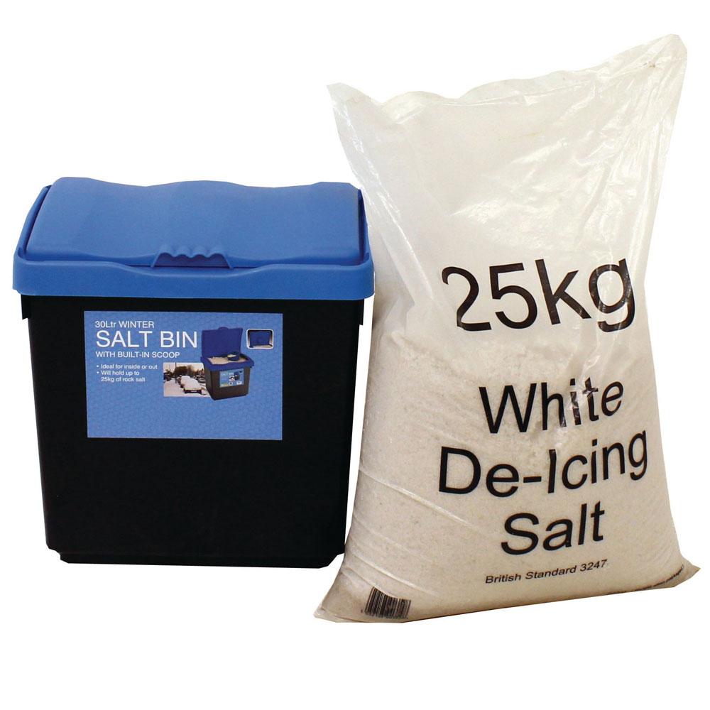 Economy Salt and Grit Bins