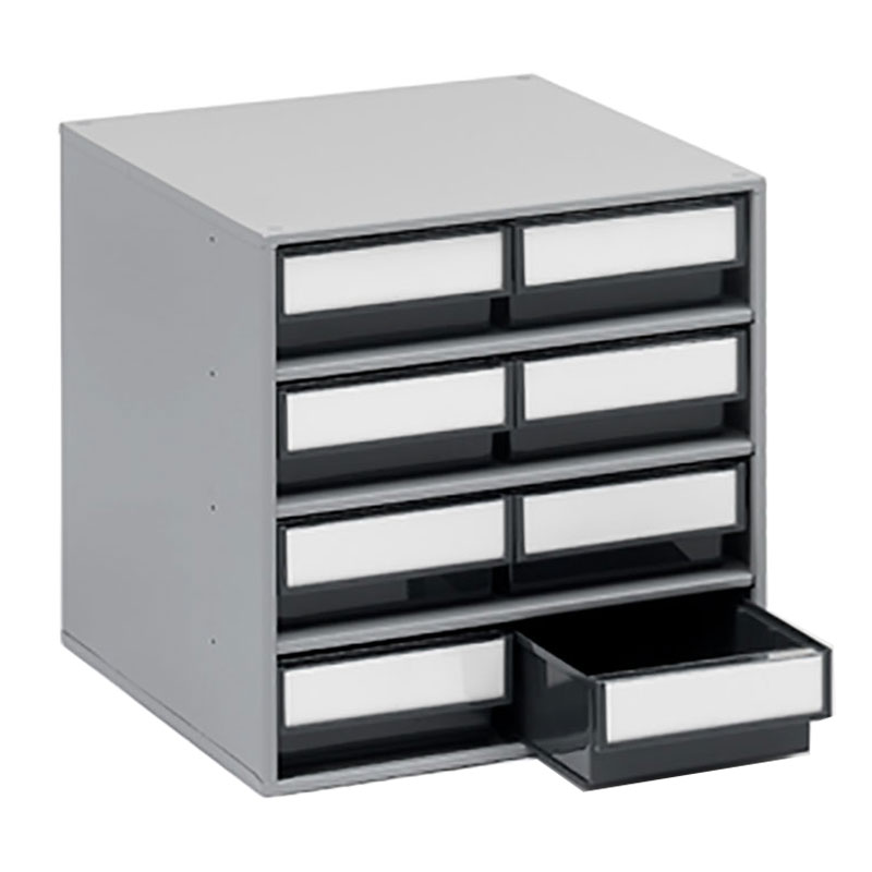 Esd Small Parts Storage Medium Cabinet With Steel