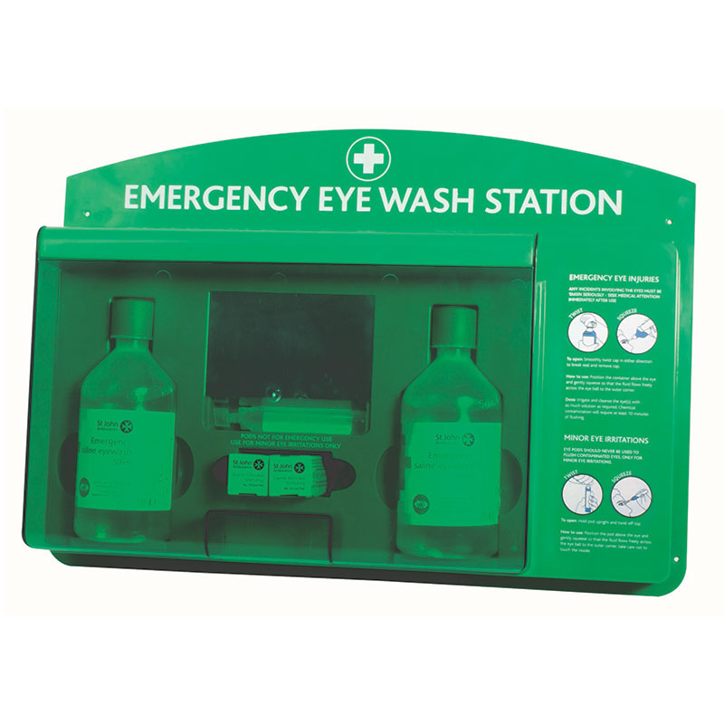 Eye Care Pod Station