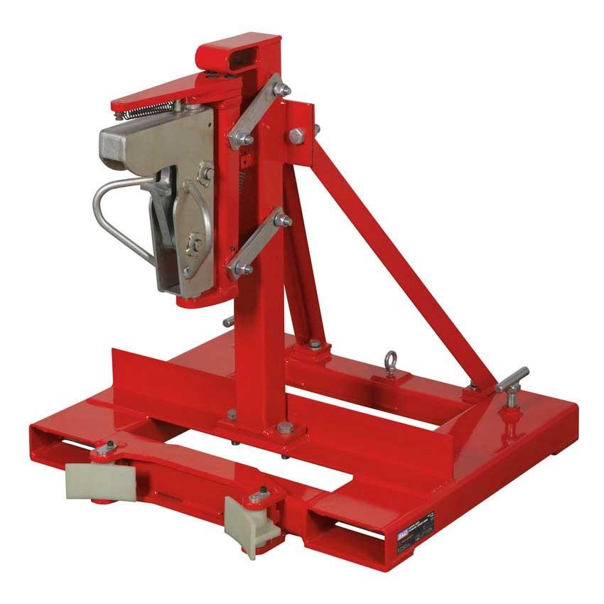 Sealey Forklift Drum Grab 400kg Capacity