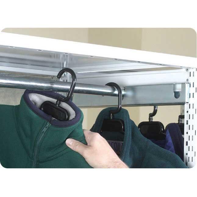 Garment Hanging Rail for Stormor Shelving