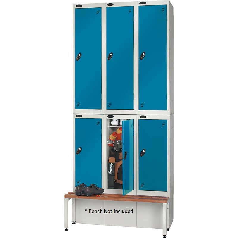 Golf Club Golf Lockers Bottom Locker 1300h x 380w x 460d