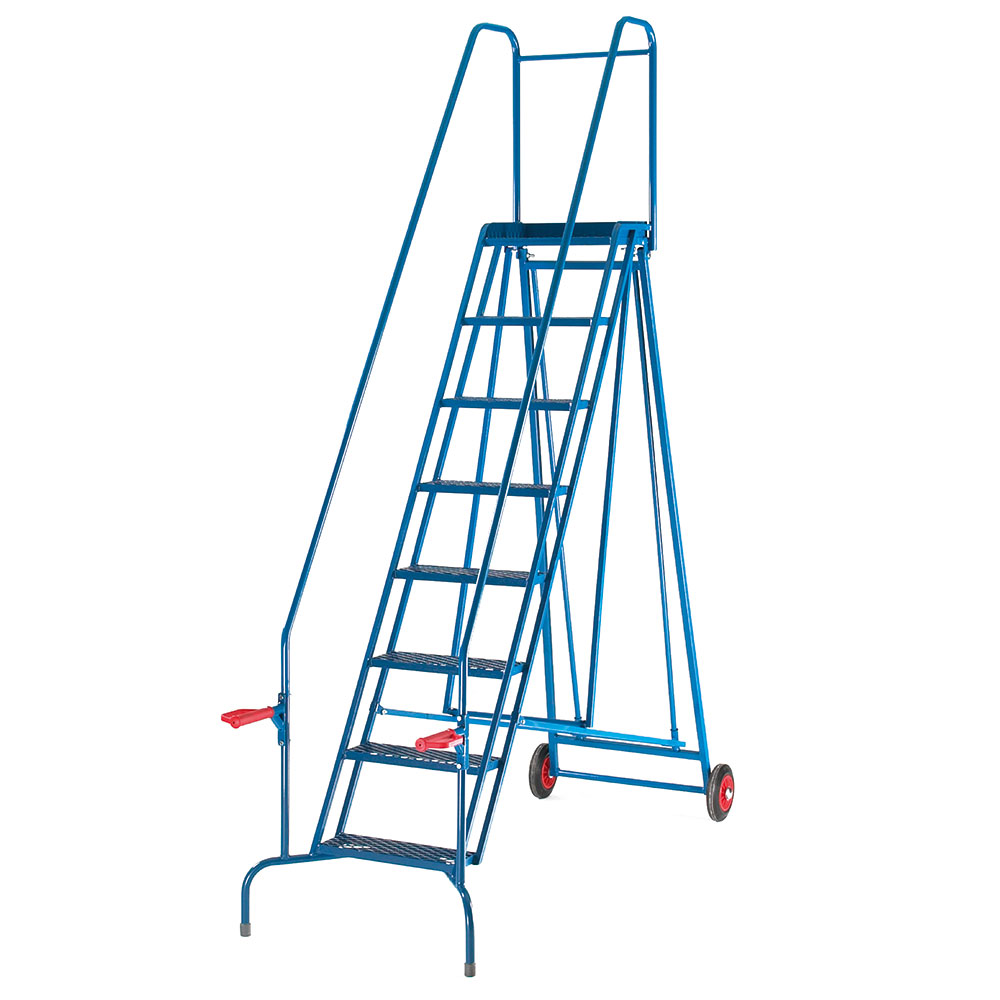 GS Approved Fort Quick Folding Steps