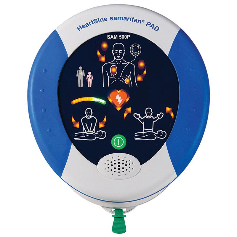HeartSine® Samaritan® PAD 500 AED Semi-automatic Defibrillator