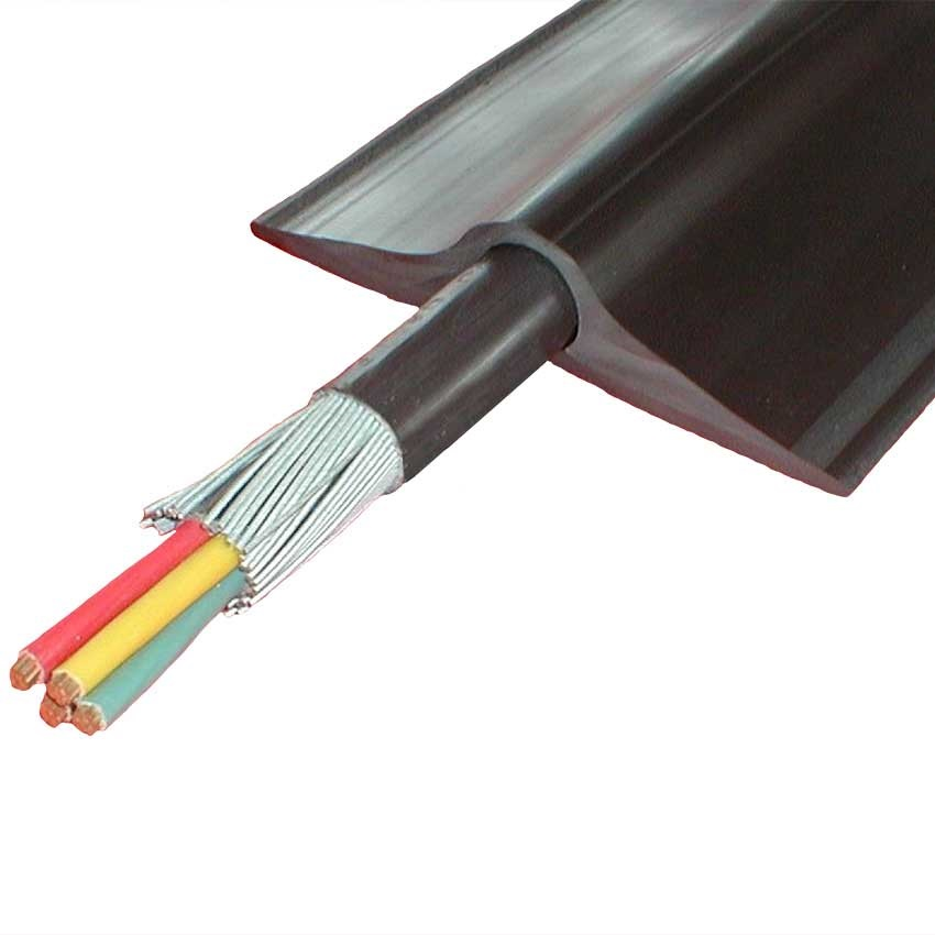 Perfect Trip Protection Indoor Cable Covers For Office ESE Direct