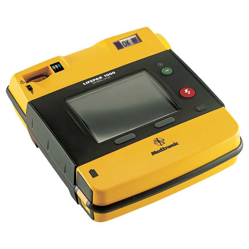 Lifepak 1000 Semi Automatic Defibrillator