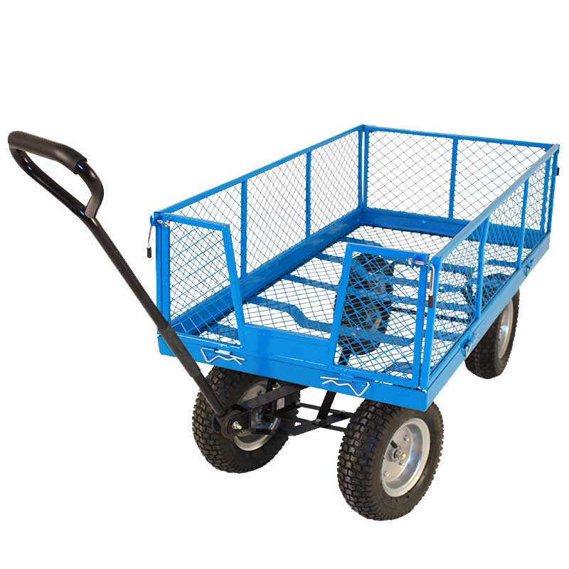 Mesh Platform Truck with Mesh Sides 400kg capacity