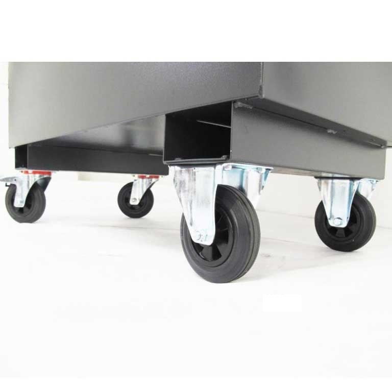 Optional Castors for Storage Chests & Site Boxes