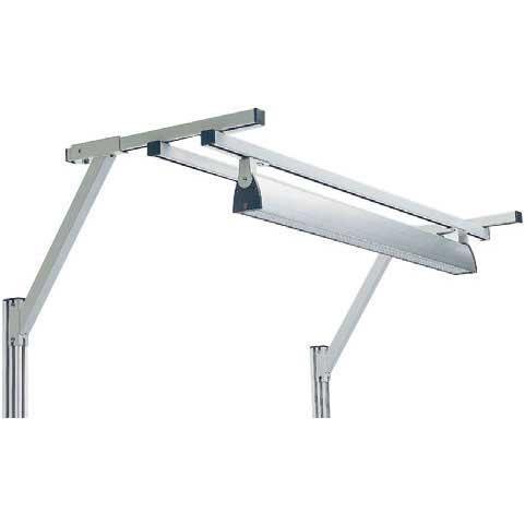 Overhead Light Support Bracket for WB workbench