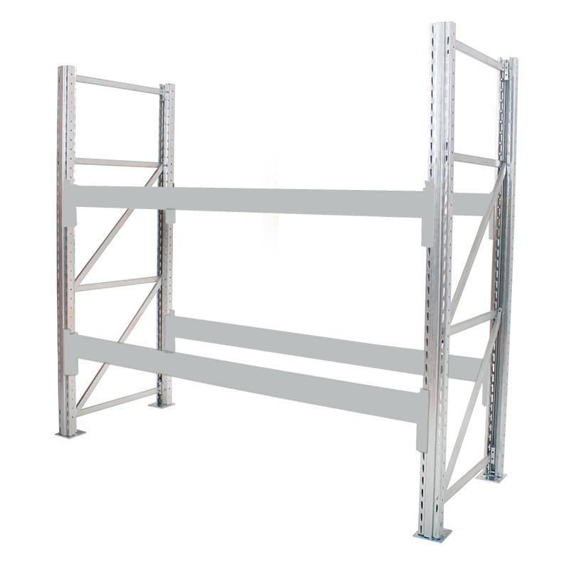 Galvanised Pallet Racking Frames