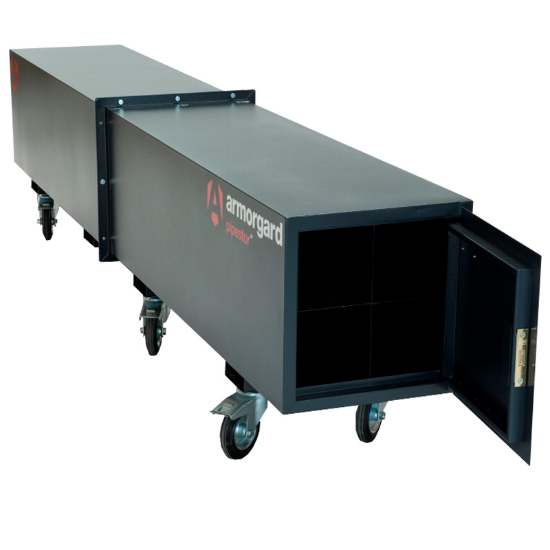 PipeStor Mobile Pipe Storage Trunk | ESE Direct