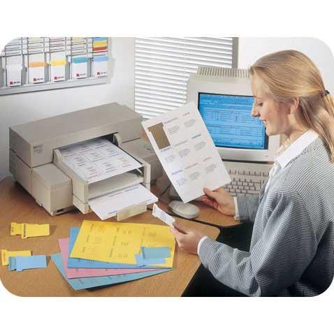 Printer compatible T-Cards Size 2 (pk 360)