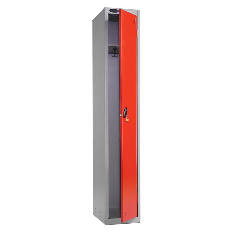 Probe Single-Door Steel Locker - 1780h x 305w x 305d
