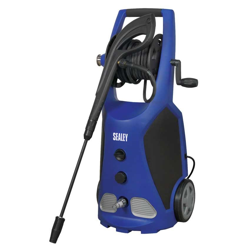 Professional Pressure Washer 140bar with TSS & Rotablast Nozzle 230V