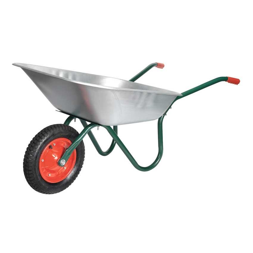 Sealey Heavy Duty Galvanised Wheelbarrow