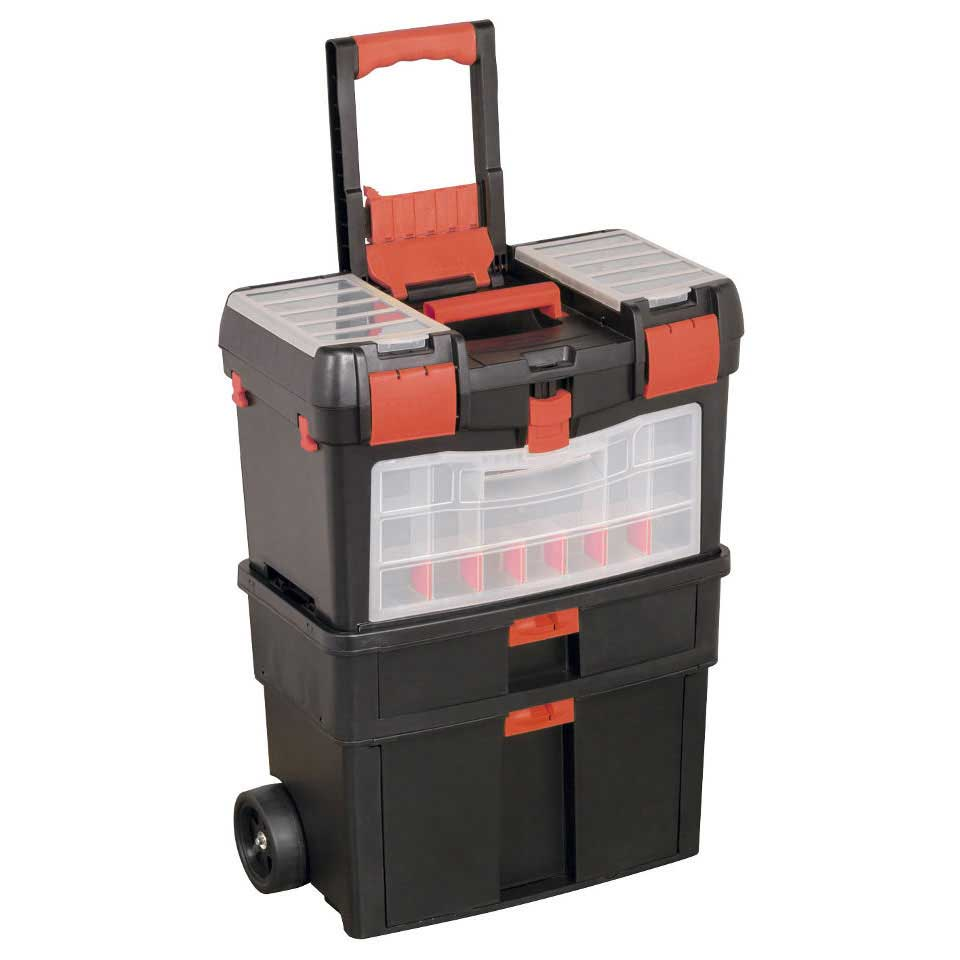 Sealey Ap850 Tool Chest Trolley With Tote Tray Ese Direct