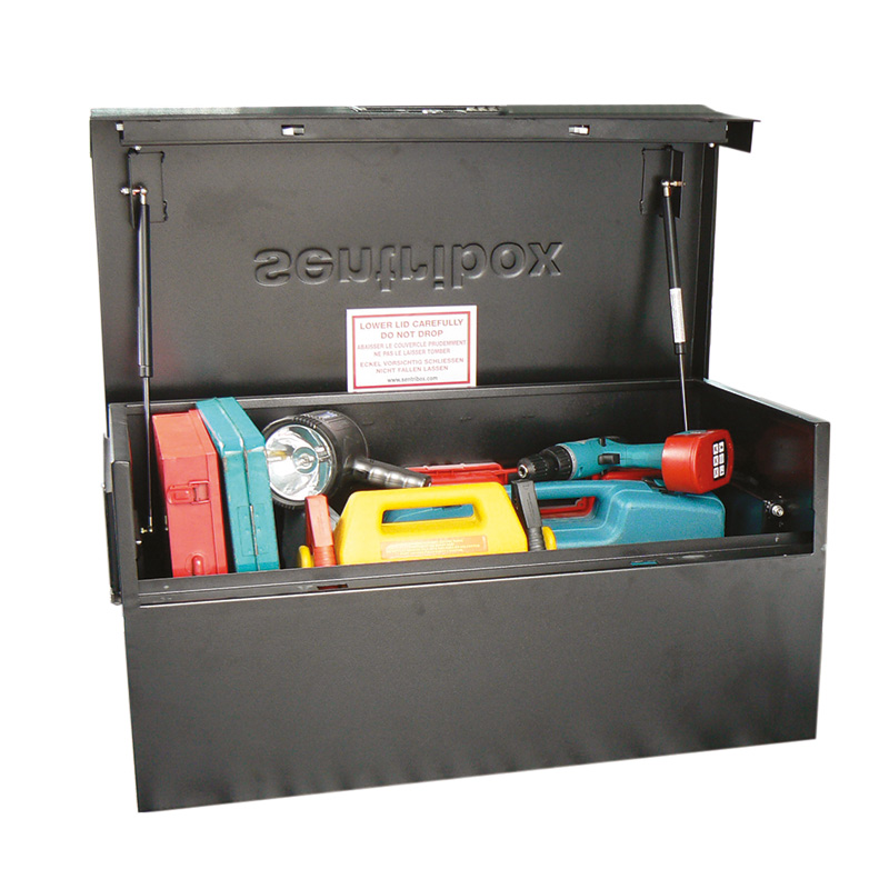 SentriBox in Vehicle Storage Boxes 942 wide x 468 deep x 450 high