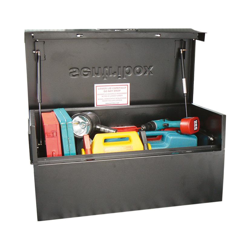 Sentri Box In Vehicle Storage Boxes Xlock Van Box