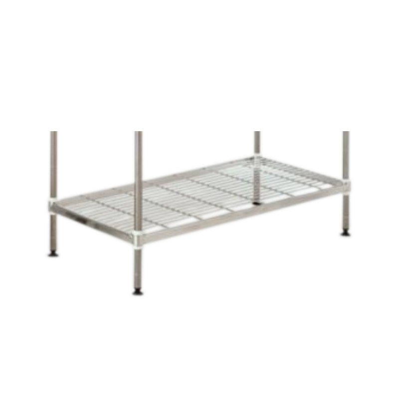 Extra Shelf for Stainless Steel Wire Shelving 1500 wide x 600 deep