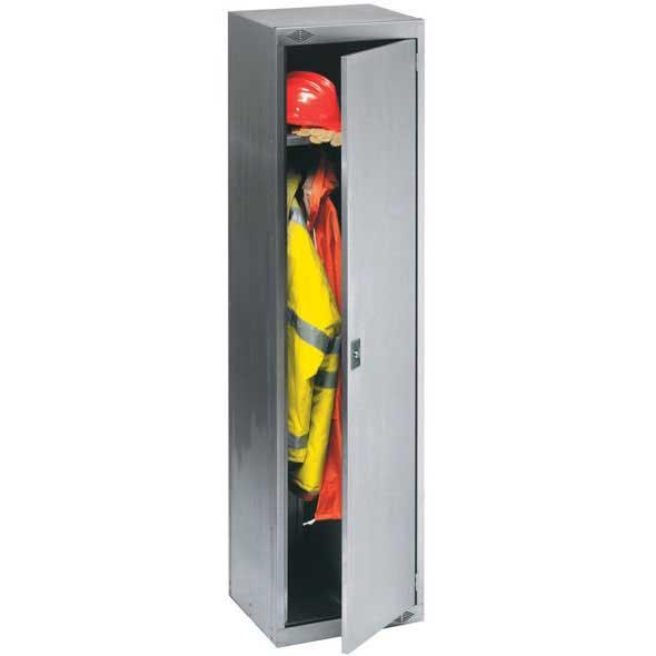 Stainless Steel Clean & Dirty Locker