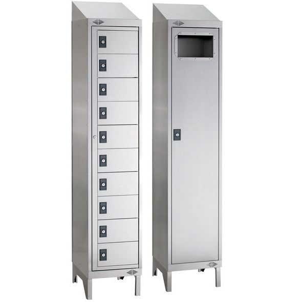 Stainless Steel Garment Lockers