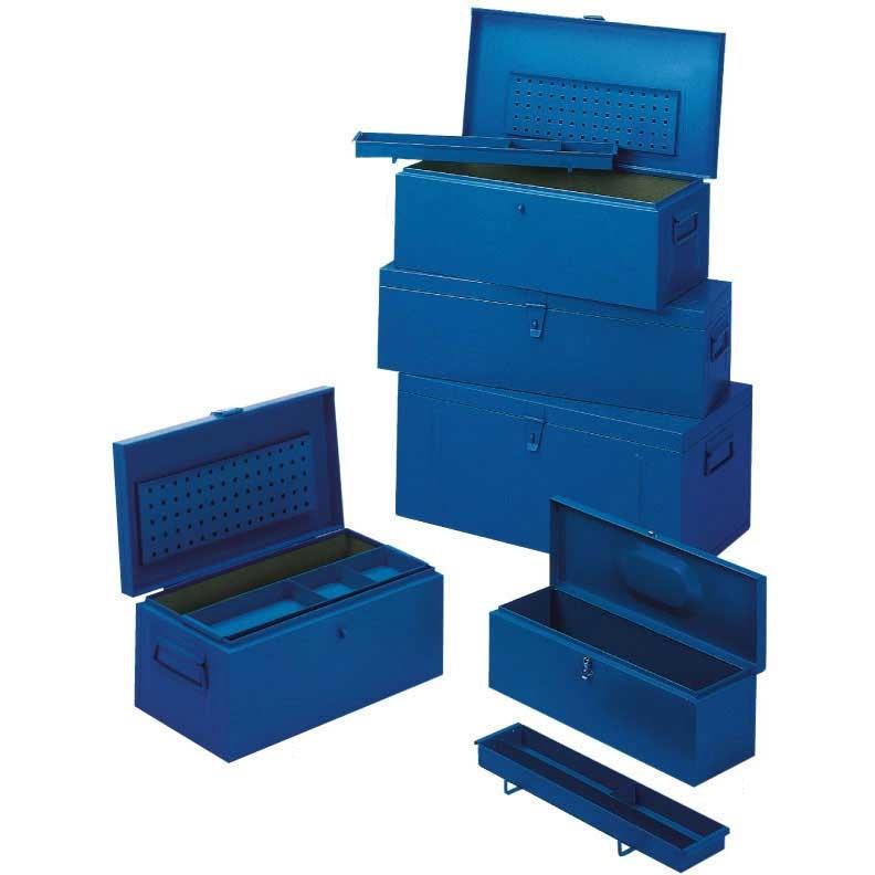 Steel Tool Box  Chest 640w x 230d x 230h