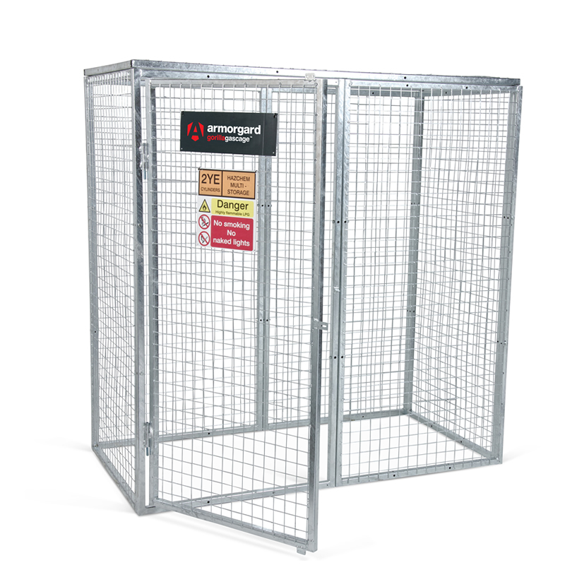 Armorgard Gorilla Gas Storage Cages