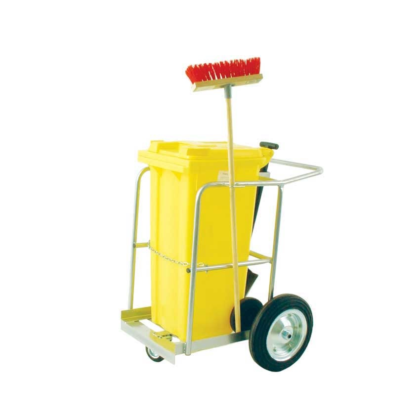Street Cleaning Barrow Kits - Single Bin