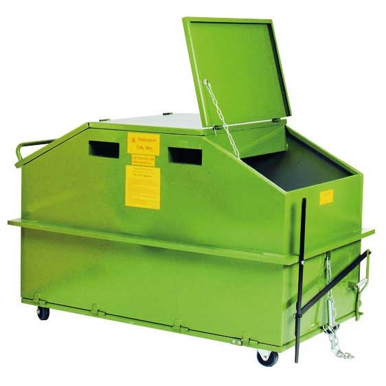 Tidy Bin / Skip 1.5 cubic metre capacity