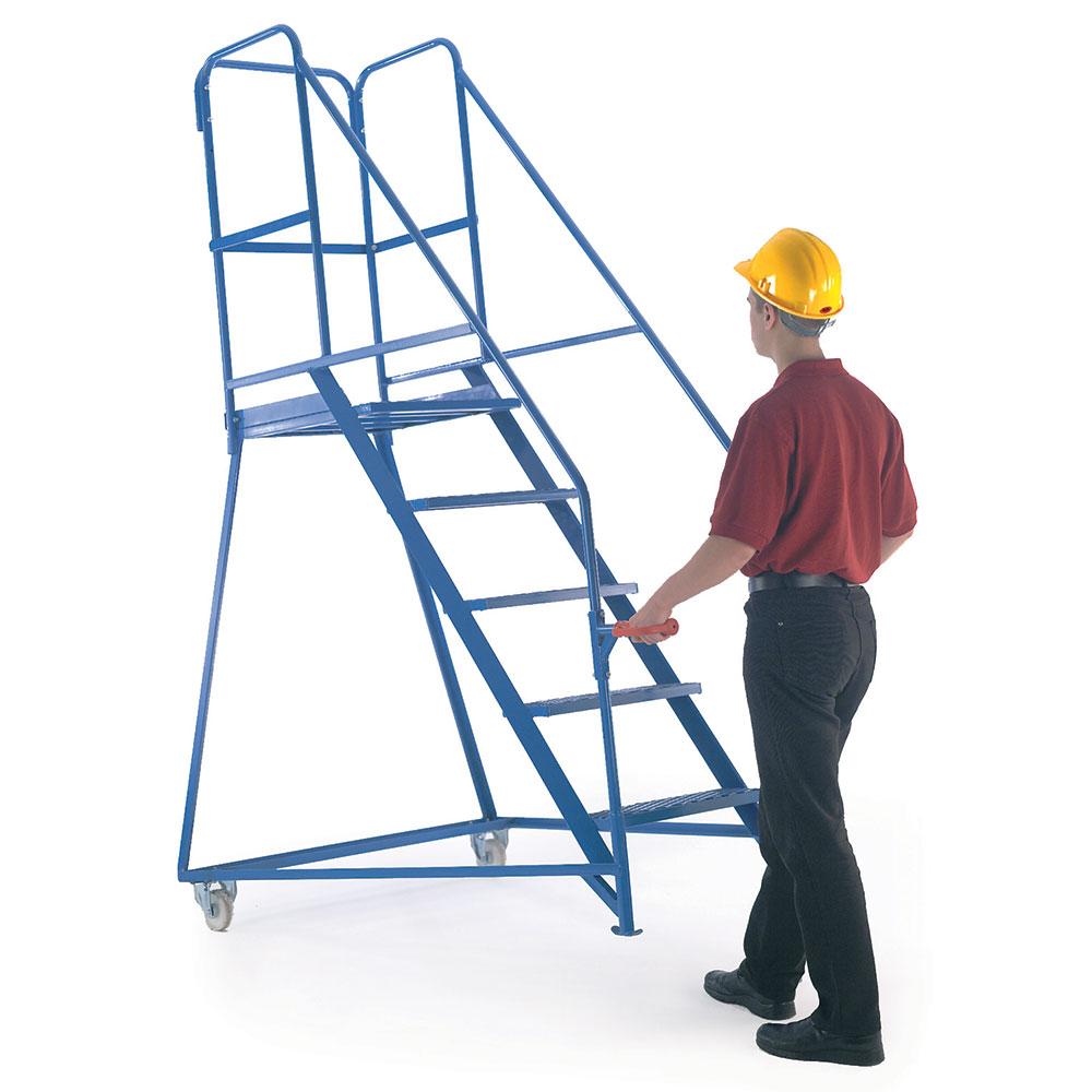 Tilt 'N' Push Steps 3, 4, 5 & 6 Treads