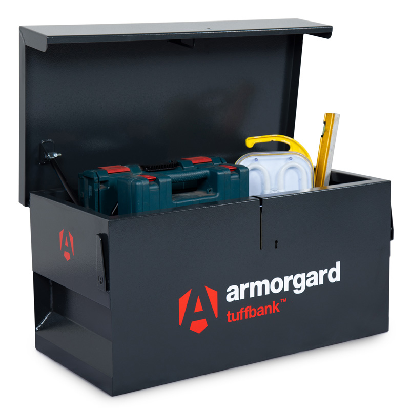 Armorgard TuffBank Van Box Tool Vault