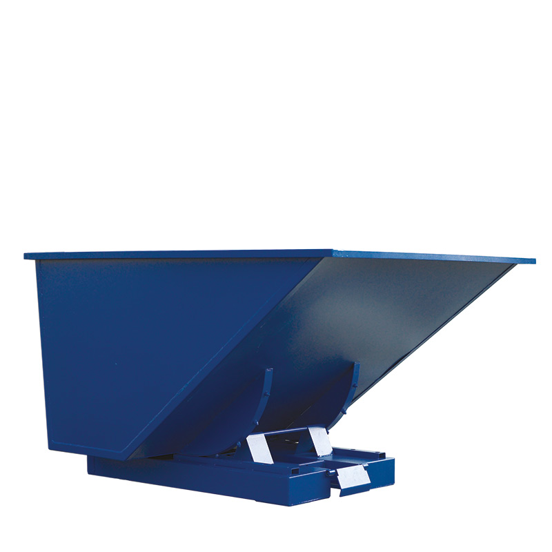 Universal Forklift Tipping Skips in 3 Sizes