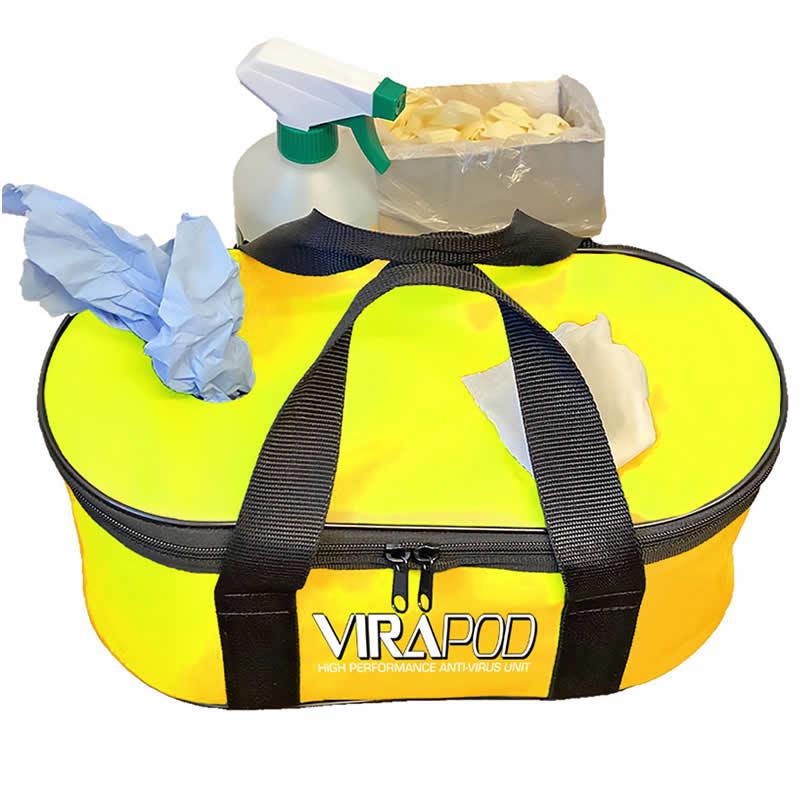 Virapod Emergency Sanitising Kits
