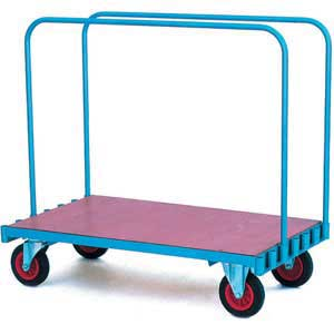 Adjustable Frame Board Trolley 250kg capacity